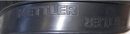 1 paar kettler pedale grau heimtrainer trimmrad ergometer gewinde 9 16 2 wahl ebay. Black Bedroom Furniture Sets. Home Design Ideas